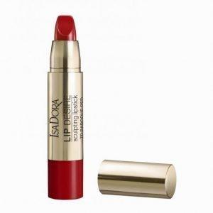 Isadora Golden Edition Lip Desire Sculpting Lipstick Huulipuna Baroque Red