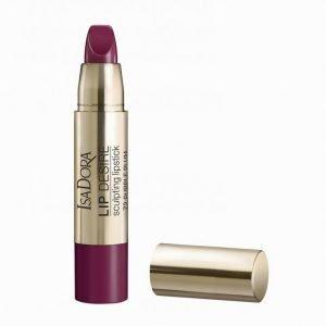 Isadora Golden Edition Lip Desire Sculpting Lipstick Huulipuna Plum