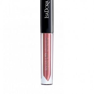 Isadora Liquid Lip Chrome Huulipuna Pink Diamond