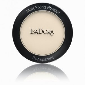 Isadora Matt Fixing Blotting Powder Puuteri Blonde