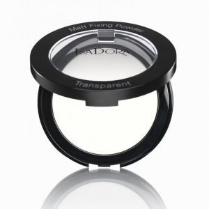 Isadora Matt Fixing Blotting Powder Puuteri Translucent