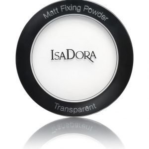 Isadora Matt Fixing Powder Puuteri
