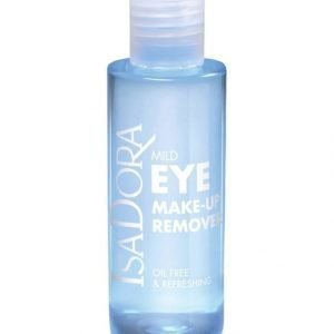 Isadora Mild Eye Make Up Remover Clear Silmämeikinpoistoaine 100 ml