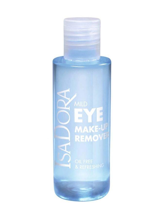 Isadora Mild Eye Make Up Remover Clear Silmämeikinpoistoaine 100 ml