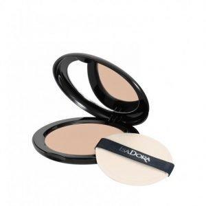 Isadora Velvet Touch Compact Powder Puuteri Soft Mist