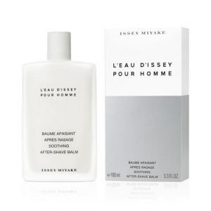 Issey Miyake L'eau D'issey Pour Homme After Shave Balm Partaemulsio 100 ml