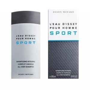 Issey Miyake L'eau D'issey Pour Homme Sport All Over Shampoo 200 Ml