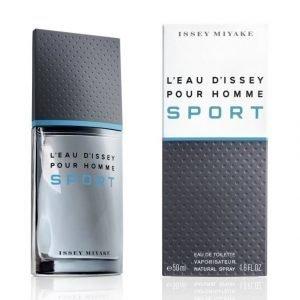 Issey Miyake L'eau D'issey Pour Homme Sport Eau De Toilette Tuoksu Miehelle