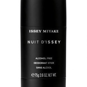 Issey Miyake Nuit D'issey Pour Homme Deodorant Stick Deodorantti 75 g