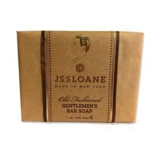 JS Sloane Old-Fashioned Bar Soap
