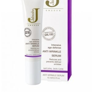 Jabushe Anti Wrinkle Serum 15 Ml Kasvoseerumi