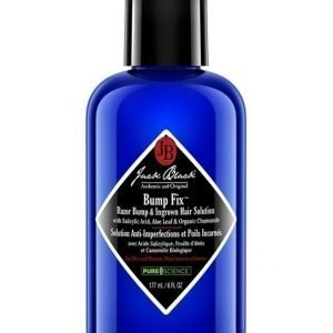 Jack Black Bump Fix Razor & Ingrown Hair Solution Hoitoliuos 177 ml