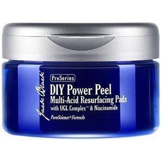 Jack Black DIY Power Peel Multi-Acid Resurfacing Pads