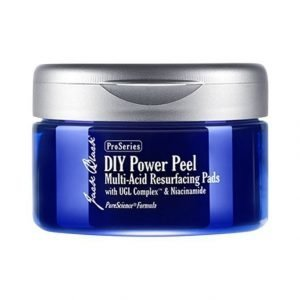 Jack Black Diy Power Peel Pads Kuorintalaput 40 kpl