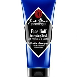 Jack Black Face Buff Energizing Kasvojen Kuorinta 88 ml