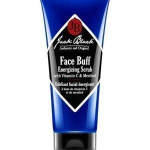 Jack Black Face Buff Energizing Kasvojen Kuorinta 88 ml