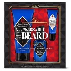 Jack Black Kissable Beard Gift Set