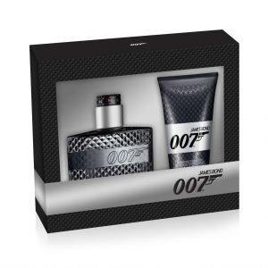 James Bond 007 Edt 30 Ml +SG 50 Ml Lahjapakkaus Miehelle