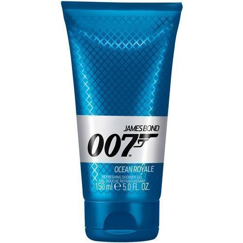 James Bond 007 Ocean Royale Refreshing Shower Gel