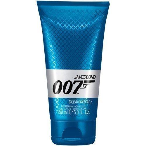 James Bond 007 Ocean Royale Refreshing Shower Gel