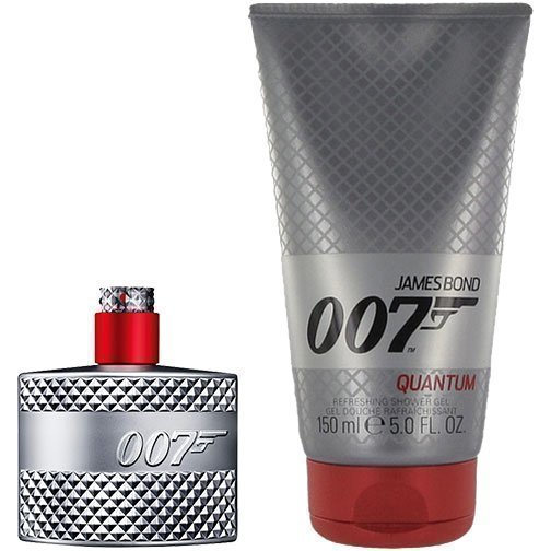 James Bond 007 Quantum Duo EdT 50ml Shower Gel 150ml