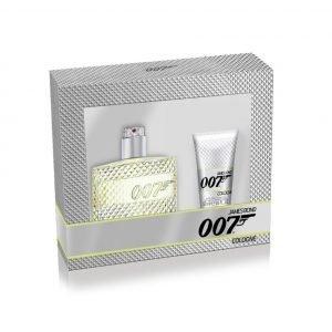 James Bond Cologne Edc 30 Ml + Sg 50 Ml Lahjapakkaus Miehelle