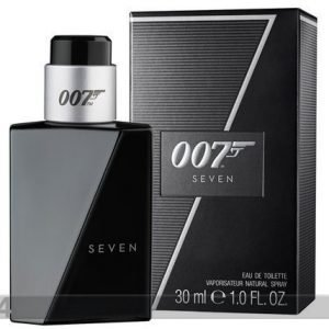 James Bond James Bond 007 Seven Edt 30ml