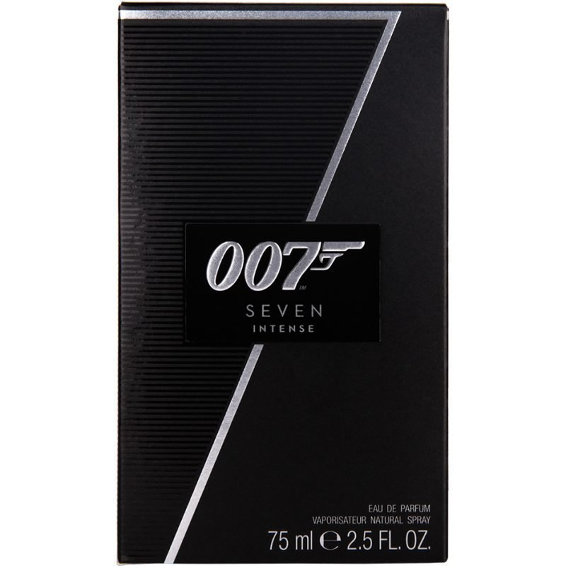 James Bond James Bond Seven Intense EdP 75ml