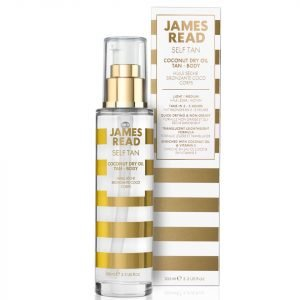 James Read Coconut Dry Body Tan Oil 100 Ml