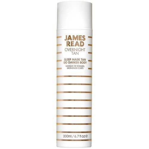 James Read Sleep Mask Go Darker Body
