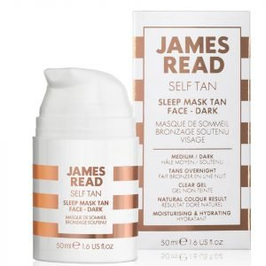 James Read Sleep Mask Tan Go Darker Face 50 Ml