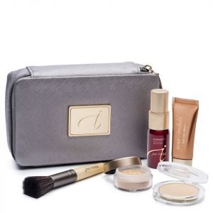Jane Iredale Starter Kit Various Shades Warm Silk