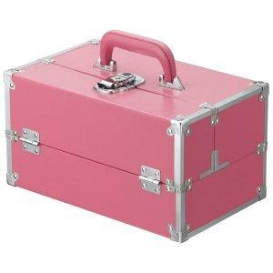 Japonesque Train Case Medium Pink