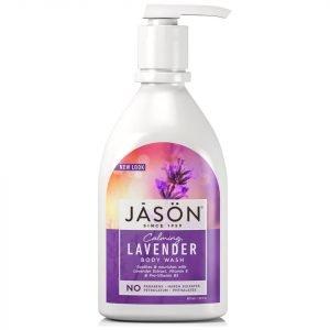 Jason Calming Lavender Body Wash 887 Ml