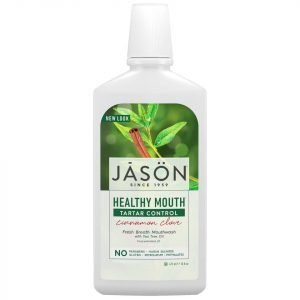Jason Healthy Mouth Tartar Control Mouthwash 473 Ml