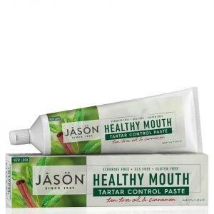 Jason Healthy Mouth Tartar Control Toothpaste 119 G