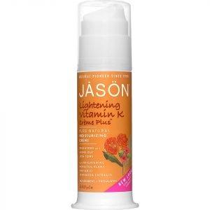 Jason Lightening Vitamin K Cream Plus 57 G