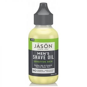 Jason Men's Shave Oil Sensitive Skin