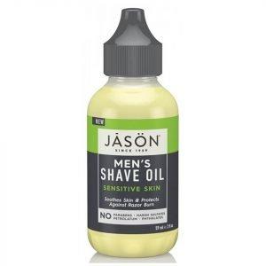 Jason Men's Shave Oil Sensitive Skin