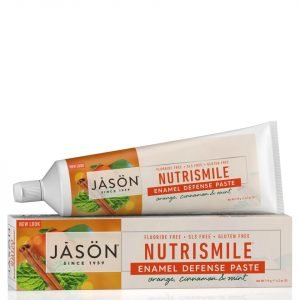 Jason Nutrismile Enamel Defense Toothpaste 119 G