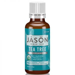 Jason Purifying Organic Tea Tree Oil 30 Ml
