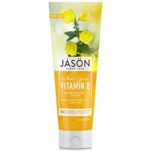 Jason Revitalizing Wheatgerm Vitamin E Hand & Body Lotion 227 G