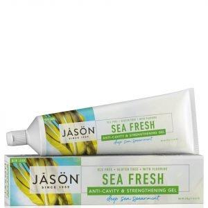 Jason Sea Fresh Strengthening Toothpaste 170 G