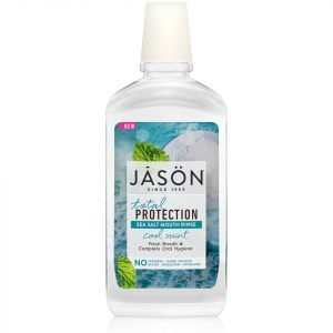 Jason Sea Salt Mouthwash 474 Ml