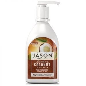 Jason Smoothing Coconut Body Wash 887 Ml