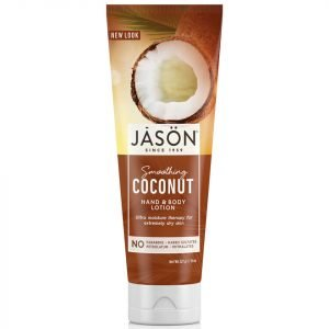 Jason Smoothing Coconut Hand & Body Lotion 227 G
