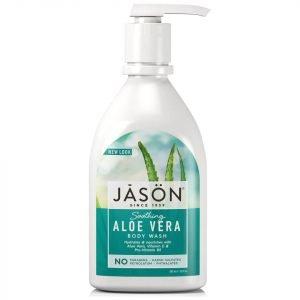 Jason Soothing Aloe Vera Body Wash 887 Ml