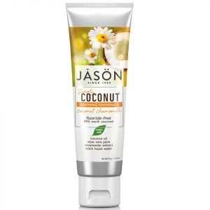 Jason Soothing Coconut Chamomile Toothpaste 119 G