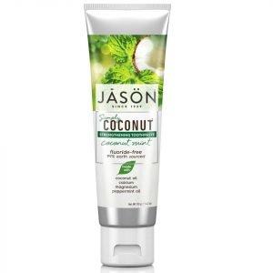 Jason Strengthening Coconut Mint Toothpaste 119 G