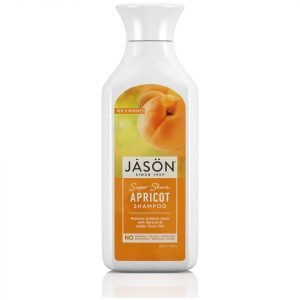 Jason Super Shine Apricot Shampoo 473 Ml